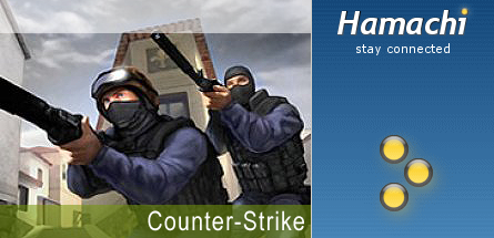 Counter Strike Hamachi
